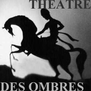 Une compagnie spécialisée dans le théâtre d'ombres