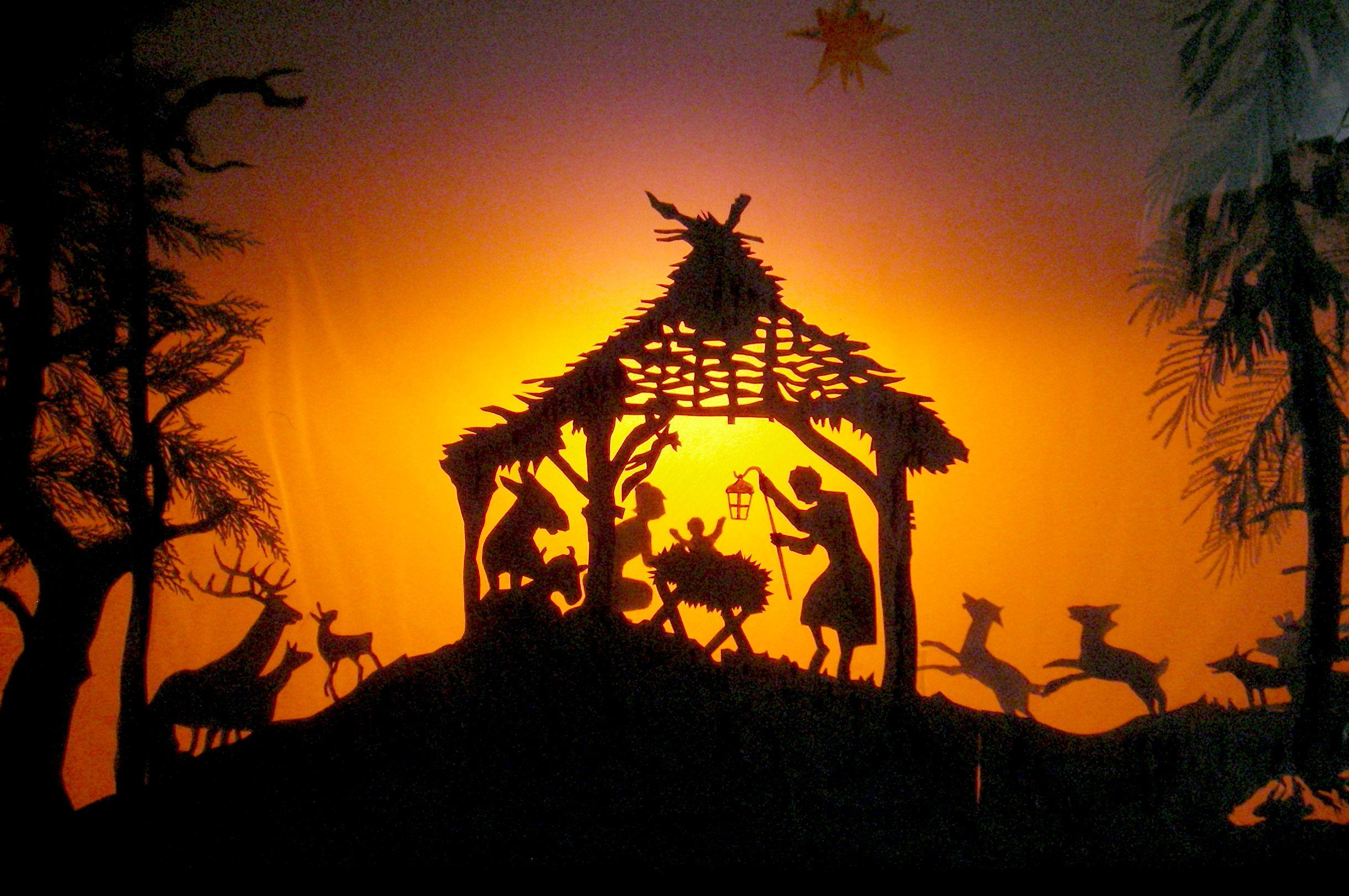 La Nativité : un spectacle en ombres chinoises du Theatre des